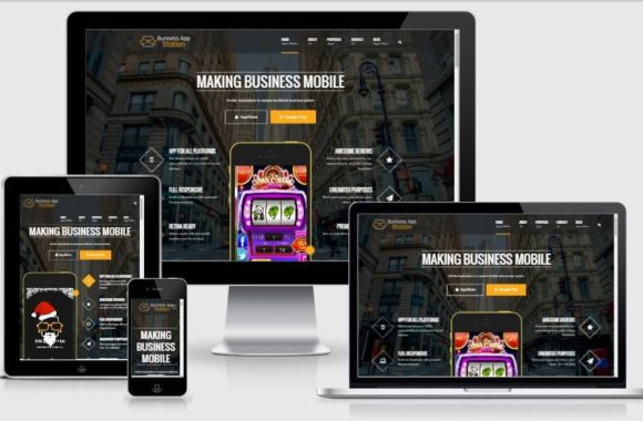WordPress Responsive Website Design