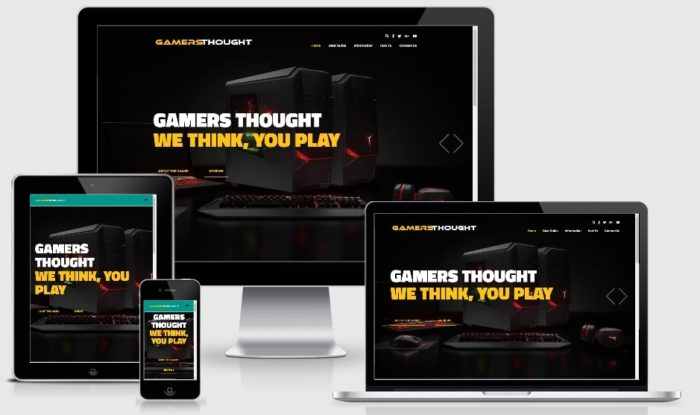 Gamers-Thought
