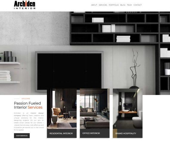 Archiden Interior